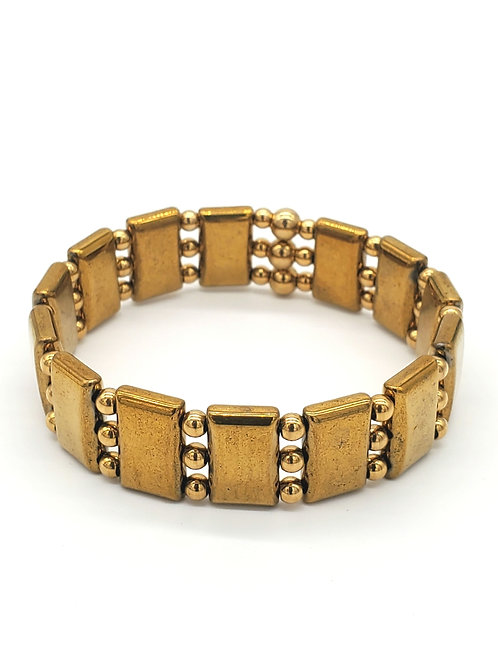 ROYAL GOLD BRACELET