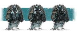 Armor variants
