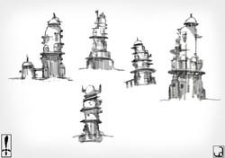 Derwent houses