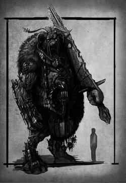 enemies goat man3