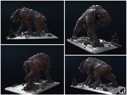 Glayfuim hound