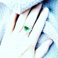 💚 #pressedbyag #pressedflowers #resinje