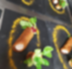 cannoli poireau et chevre