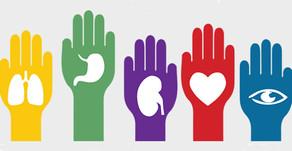 Donación de órganos y tejidos, un tema de salud pública