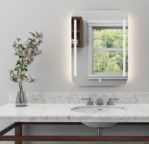 LED Mirror Rectangle 03