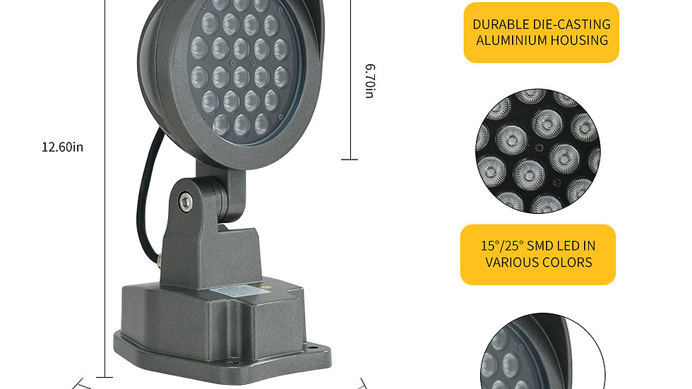 LED Projection Light (Velit)