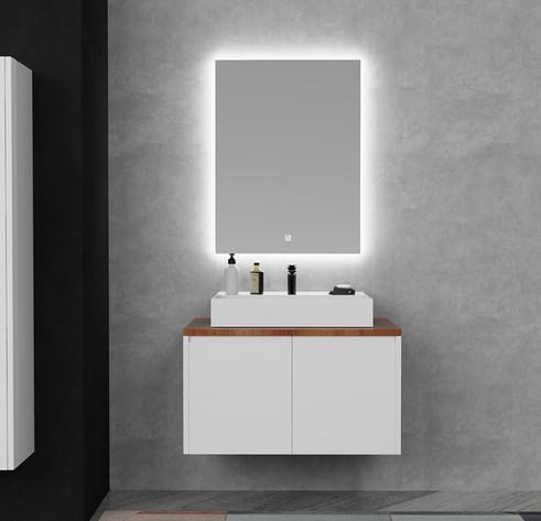 LED Mirror Rectangle 01