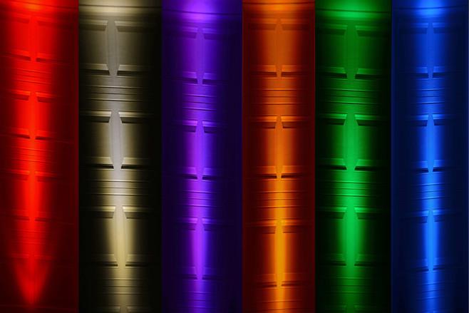 Our Vibrant Colors