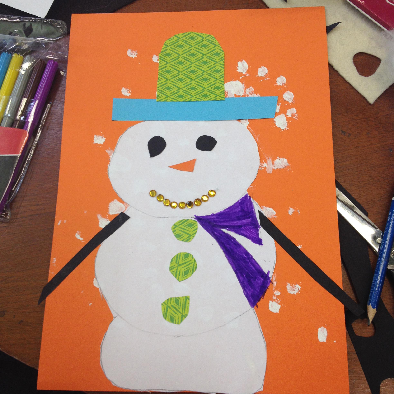 snowmen acci11