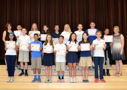 8th Grade Gold
