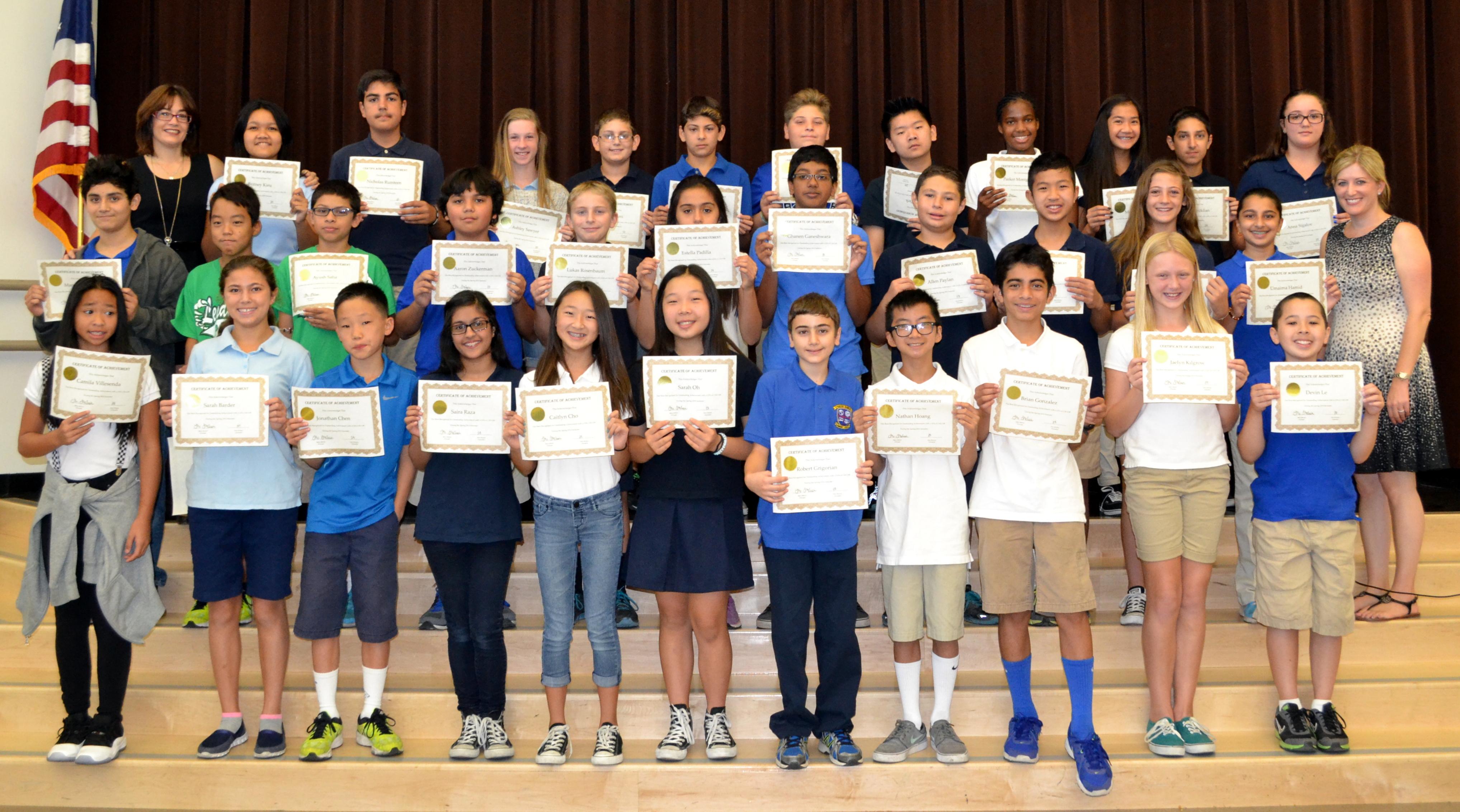 7th Grade Silver