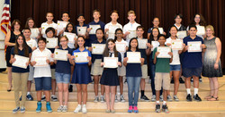 8th Grade Silver