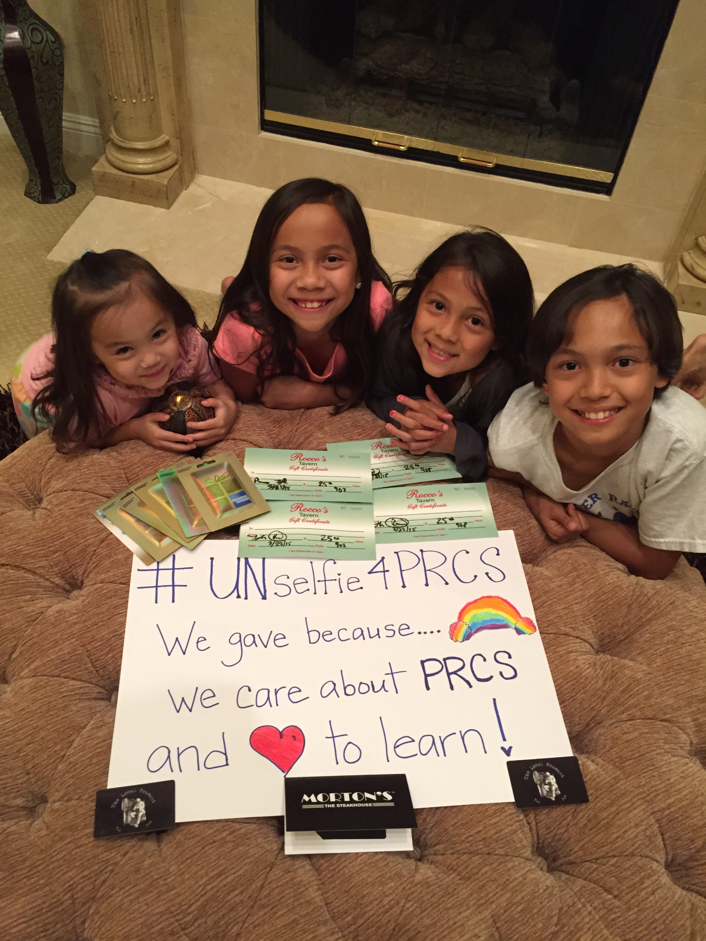 #UNselfie4PRCS is still continuing