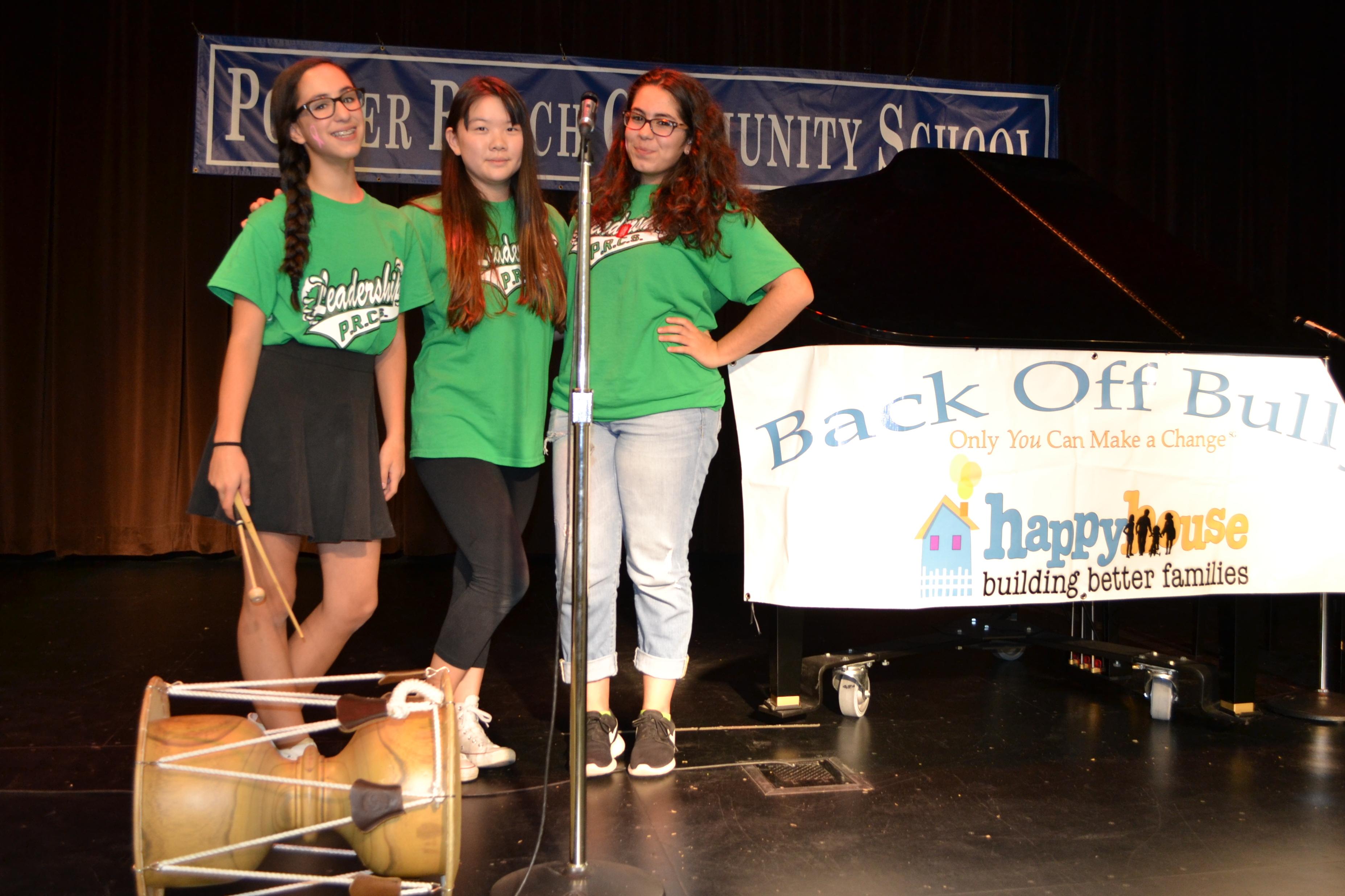 Back Off Bully Assembly