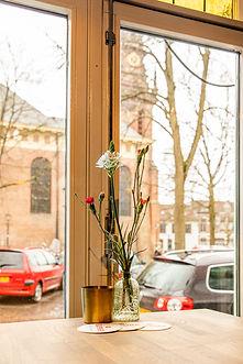 Restaurant Aan 't Plein Haarlem Vijfhoek