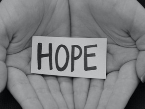 21 Days of Hope - Tie Yourself To Hope