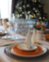 テーブルコーディネート・クリスマス2018北欧