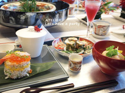 テーブルコーディネート&おもてなし料理レッスンNo.55