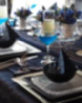 アルタイルのテーブルコーディネート