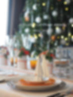 テーブルコーディネート・北欧のクリスマス2018