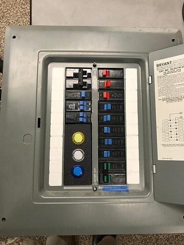 Fuse Box Breaker Panel Escape Room Prop