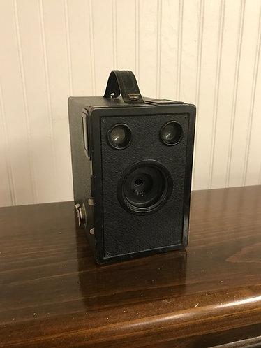 Vintage Box Camera Escape Room Prop