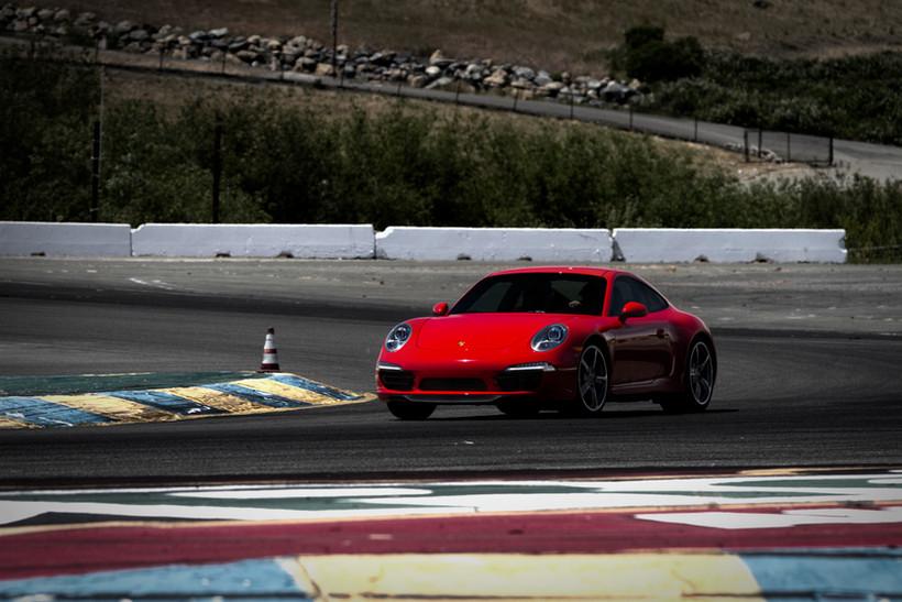 Porsche Roadshow Shoot