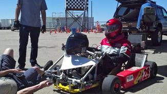 Garage Launches Polaris Thrill Ride