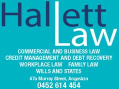 Hallett Law
