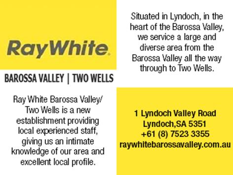 Ray White Barossa Valley