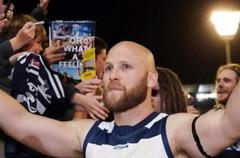 AFL Grand Final – Richmond v Geelong at the Gabba