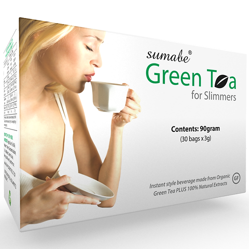 Green Tea for Slimmers 30's