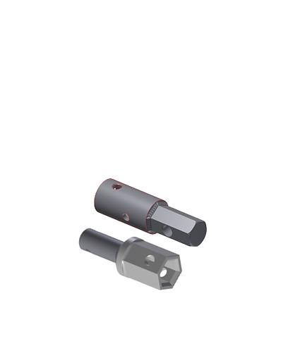 RayMak Auger Hub Adapter