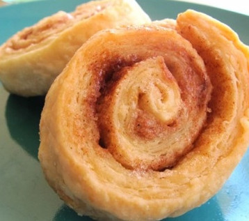 Pie Crust Pinwheel