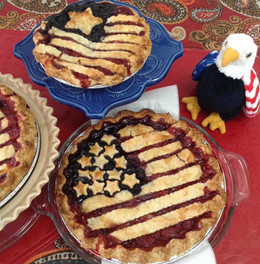 Glory Pie Seasonal