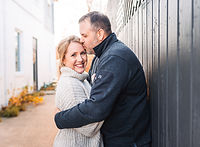 South Bend Engagement Pictures