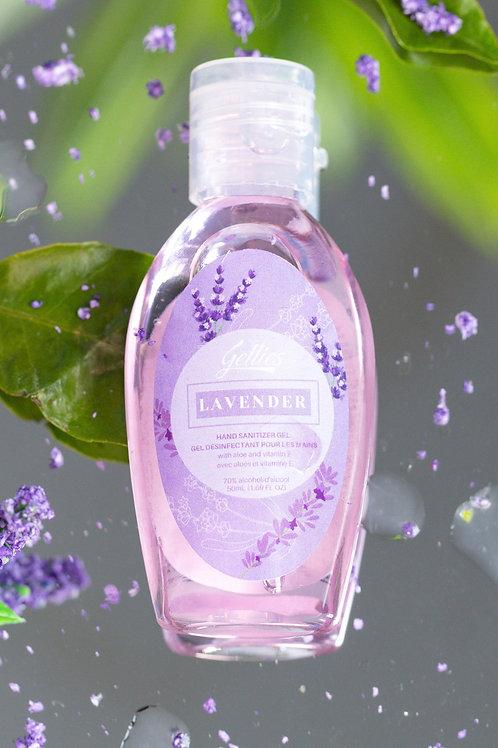 Lavender Scented Hand Sanitizer (50 mL)