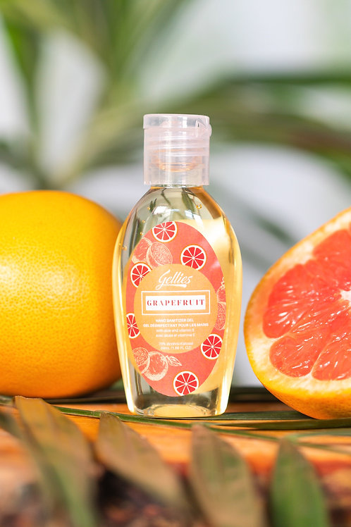 Grapefruit Scented Hand Sanitizer (50 mL)