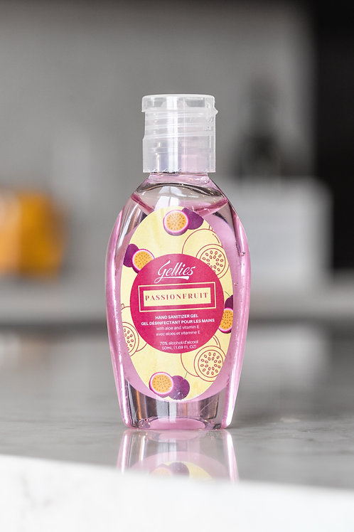 Passionfruit Scented Hand Sanitizer (50 mL)