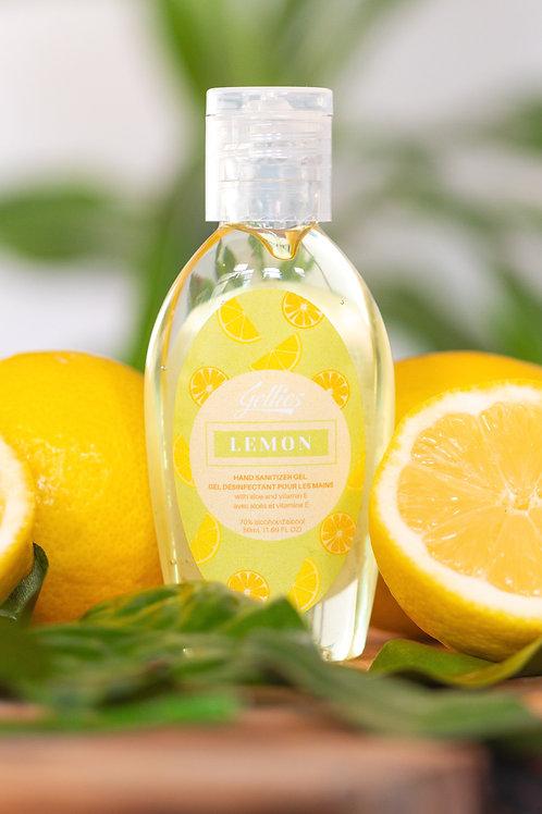 Lemon Scented Hand Sanitizer (50 mL)