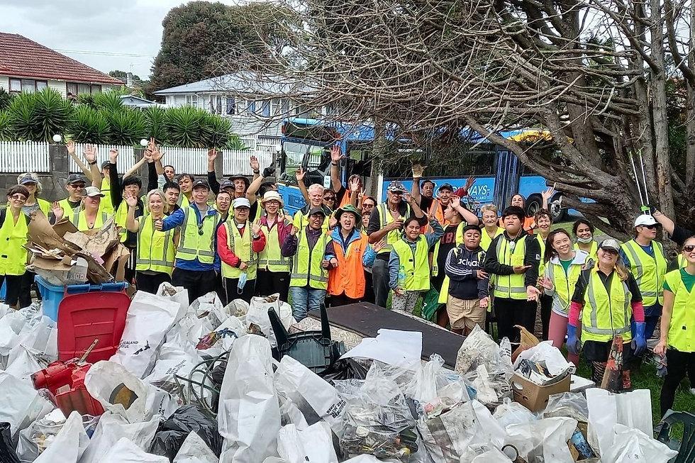 Te Puhinui Big Clean 2021 - highlights (