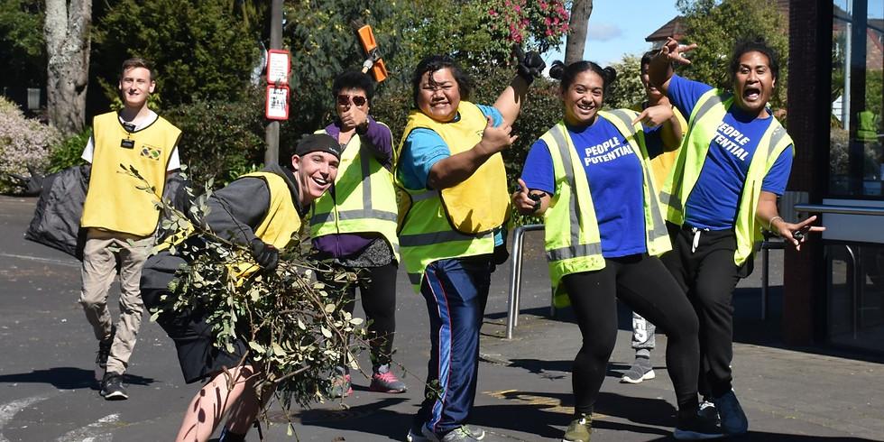 Papakura Community Clean-up