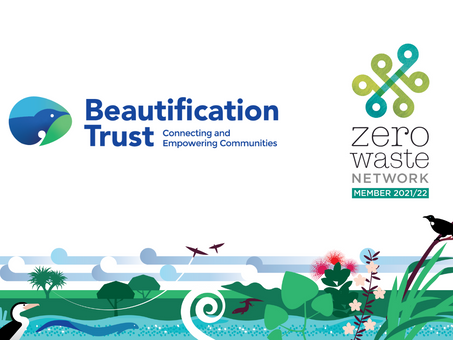 Beautification Trust becomes a member of the Zero Waste Network