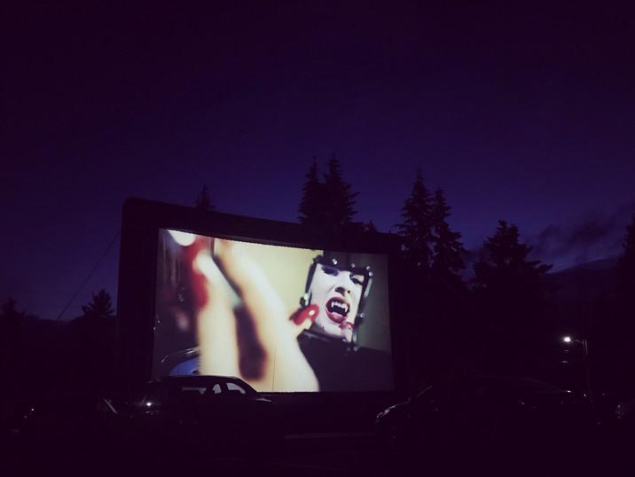 Drive In Movie Shoreline