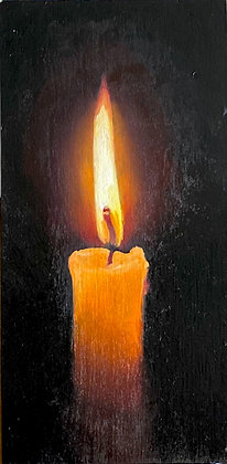 Bruce Rivera | Midnight Candlelight