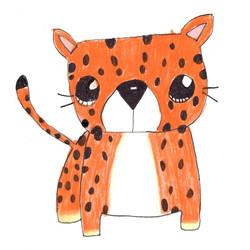 Larry the Adventurous Jaguar
