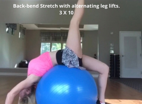 Stability Ball Moves You've Never Tried!