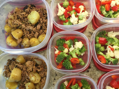 Meal Prep Sundays Make Better Mondays