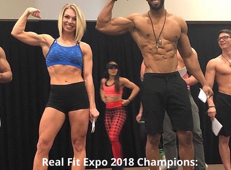 What Do the Real Fit Expo Judges Look For?