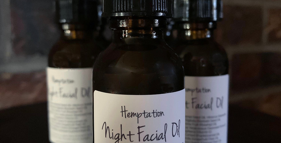 Night Facial Oil